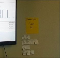 Make dominant projects visible. A #PersonalKanban Design via personalkanban.com - Dominant and Secondary Projects. #pkflow