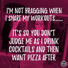 All about balance 😉 I love a good night of drinks and food like the next girl 😉 and pizza is my weakness! What's your weakness food or drink? #striveforbalance #mommyof2girls #pizza #drinks #falldowngetbackup #mommyof2girls #girlmom #sewfitwithericacalderon #imfarfromperfect