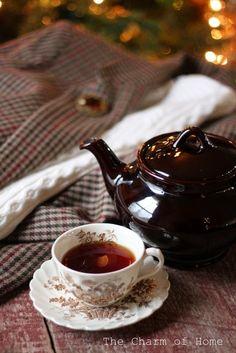 Tweed Tea: The Charm of Home