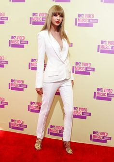 VMA 2012- Taylor Swift