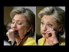 Hillary Clinton cried after Donald Trump Release Photos of her and Obama... Goes Viral. - YouTube