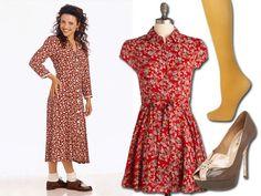 Elaine Benes | Seinfeld | style inspiration
