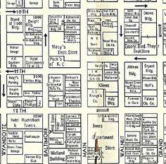 17 best Kansas City History - Maps images on Pinterest | Kansas city ...