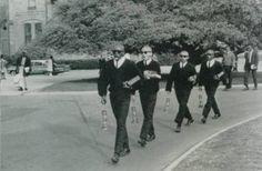 Lampados of Omega Psi Phi @ Hampton University 1965