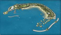 يقع منتجع جزيرة الموز في قطر،علي بعد دقائق قليلة من العاصمة الدوحة، وهي جزيرة خلابة يشعر من يزورها وكأنه و في عالم آخر،حيث أنها تمتاز بالسحر و الهدوء،أما وسائل النق�…