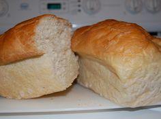 Home Made White Bread Recipe | Just A Pinch Recipes