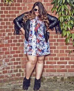 Pin for Later: Meet the 15 Fiercest Plus-Size Fashionistas in the Game From the Corners of the Curve