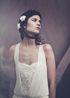 stunning dress design : Laure de Sagazan