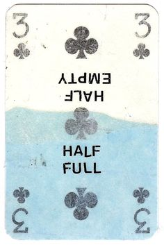 Half Empty, Half Full, playing card collage by Sarah Hutchinson Burke The Villain, Deck Of Cards, Homestuck, Wall Collage, Wall Art, Inspire Me, Wonderland, Joker, Typography