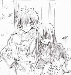 Fairy Tail Erza Scarlet, Fairy Tail Gruvia, Fairy Tail Manga, Fairy Tail Quotes, Fairy Tail Funny, Fairy Tail Ships, Erza Et Jellal, Gajeel And Levy, Fariy Tail
