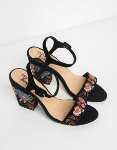 e1e9ebfbd03 Feisty Embroidered Sandal by Chelsea Crew