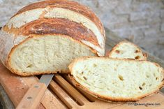 Paine de casa neframantata reteta rapida | Savori Urbane Canning Recipes, My Recipes, Bread Recipes, Healthy Recipes, Romanian Food, Yummy Food, Tasty, Different Recipes, Bread Baking