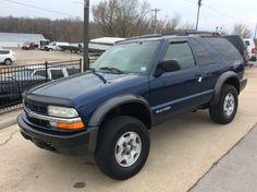 2004 Chevrolet Blazer  **FOR SALE** By Greg's Auto Sales - 943 S Westwood Blvd Poplar Bluff, MO