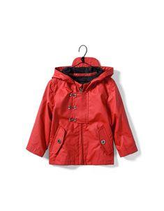 baby rain jacket // ZARA