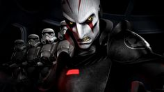 Sith Inquisitor from new serie Star Wars Rebels