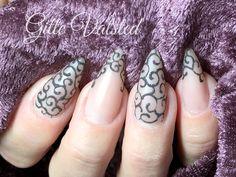 Modeling uv gel, det nye og ret lækre system til negle, det er nemt at bruge og super holdbart 😃 Nail Art, Nails, Beauty, Finger Nails, Ongles, Nail Arts, Beauty Illustration, Nail Art Designs, Nail