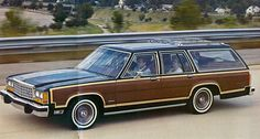 I want a station wagon and i don't care what you say