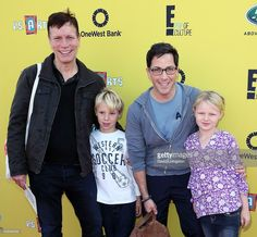 Writer/director Don Roos Jonah Bucatinsky actor Dan Bucatinsky and... News Photo | Getty Images