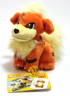 "Pokemon Center Official Nintendo Pokemon Center Canvas Plush Stuffed Toy - 4"" Growlithe Pok?mon,http://www.amazon.com/dp/B003U2KPI2/ref=cm_sw_r_pi_dp_3SUZsb008AHAE5XV"