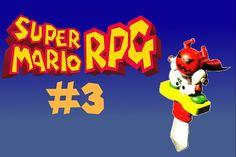 Gameplay Retrô - Super Mario RPG (SNES) - parte 3