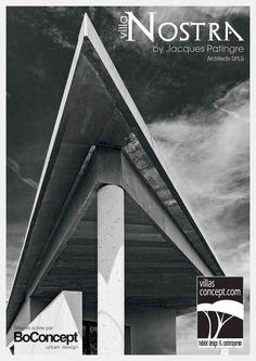 Jeu d'inspiration et de lumière imaginé par Jacques Patingre, architecte DPLG  | Villas Concept - Visite Privée | Villas Concept