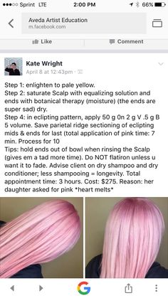 Couleur Aveda, Aveda Hair Color, Hair Color Formulas, At Home Hair Color, Bright Hair Colors, Cut And Color, Hair Inspiration, Beauty Hacks, Short Hair Styles