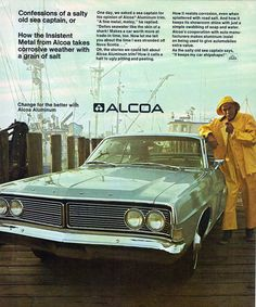 1968 Ford Galaxie 500 - Alcoa by coconv, via Flickr