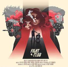 Fight Club by PHR Design