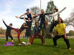 """Nos """"Yogalipettes"""" ! - Site de acroyoga-toulouse !"""
