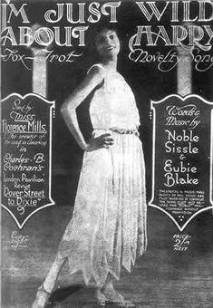 Florence Mills, circa 1920s.  d. 1927  http://theatre-dance.cahss.ualr.edu/waynesweb/African%20American%20Theatre/Florence.htm