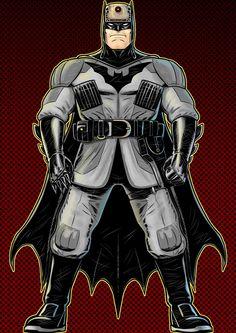 Batman Red Son batman red son hat     batman