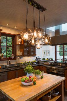 SW Hills - contemporary - kitchen - portland - Nifelle Design - Fine Interiors