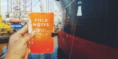 Dispatches Home | Field Notes