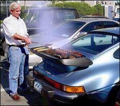 Tác dụng không tưởng từ đầu xe ô tô cũ