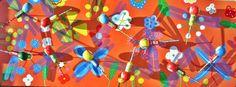 Cachola Mágica: Dim Brinquedim: o artista que faz arte brincando