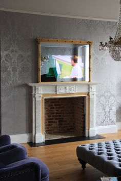 Regency choices from Chesneys' fireplacess and Overmantels' Regency Mirror (No34 reduced height)
