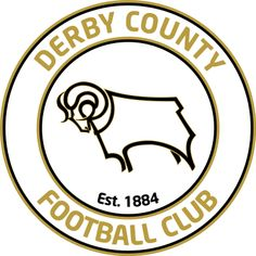 Derby Excited For Man United Challenge = Derby County takes on Manchester United in the fourth round of the FA Cup. Manager Paul Clement says that the Rams are up for the challenge. Soccer Logo, Football Team Logos, Football Soccer, Derby Football, British Football, English Football League, European Football, Fifa, Charlton Athletic