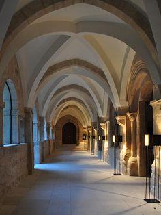 Cloisters of LeDomaine, Valladolid, Spain