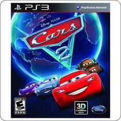 PS3 Cars 2 R$79.90