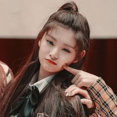 Cre: vault, my queen! Blend by me Kpop Girl Groups, Korean Girl Groups, Kpop Girls, K Pop, Rapper, Homo, Gfriend Sowon, Ulzzang Girl, Aesthetic Pictures