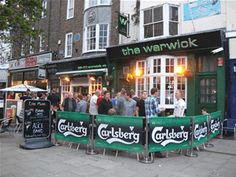 The Warwick Worthing - visited a few times when I stayed in the town 2013