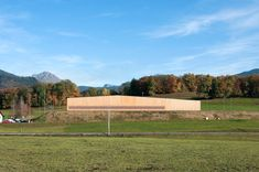 Gallery of Lussy Sport Hall / Virdis Architecture - 14
