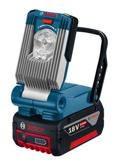 Bosch LED Work Light Plugs Into the Battery You Already Have