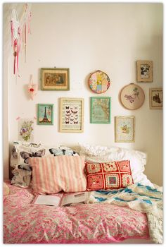 vintage girly apartment  | girly handmade details simple romantic girly vintage this apartment ...