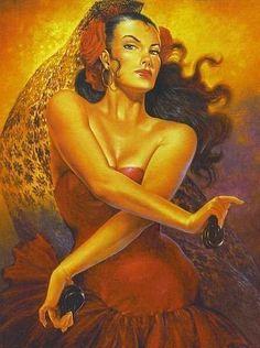 Cigana espanhola