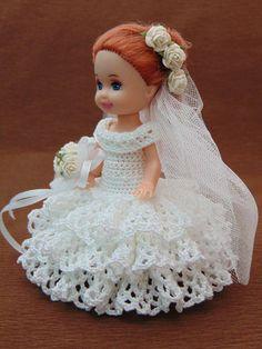 oyuncak bebek elbisesi