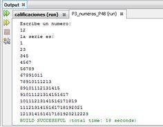 En este pin it se muestra el ingreso de un numero para posterior mente realizar un ciclo que imprima una serie  https://mega.co.nz/#!9MJnyYTC!csQIg4wploQo8L9bE1a3SrxwUKjaHJvqMtOORJU5m7o