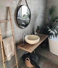Best Bathroom Designs, Bathroom Interior Design, Interior Design Living Room, Bathroom Ideas, Bathroom Organization, Bathroom Shelves, Bathroom Colors, Rustic Bathroom Designs, Modern Bathroom Decor