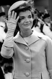 Jackie Kennedy 8. Vintage Style Icon #modcloth #wedding