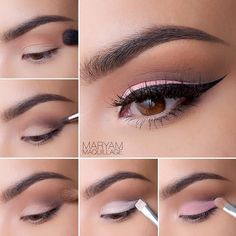 @maryamnyc gives us a step-by-step eye tutorial using our The Adorable Shadow Palette go to her page for details on how she achieves a beautiful #valentinesday ready look and more! Double tap if you want to see more tutorials like this using NYX products.    #nyxcosmetics #maryamnyc